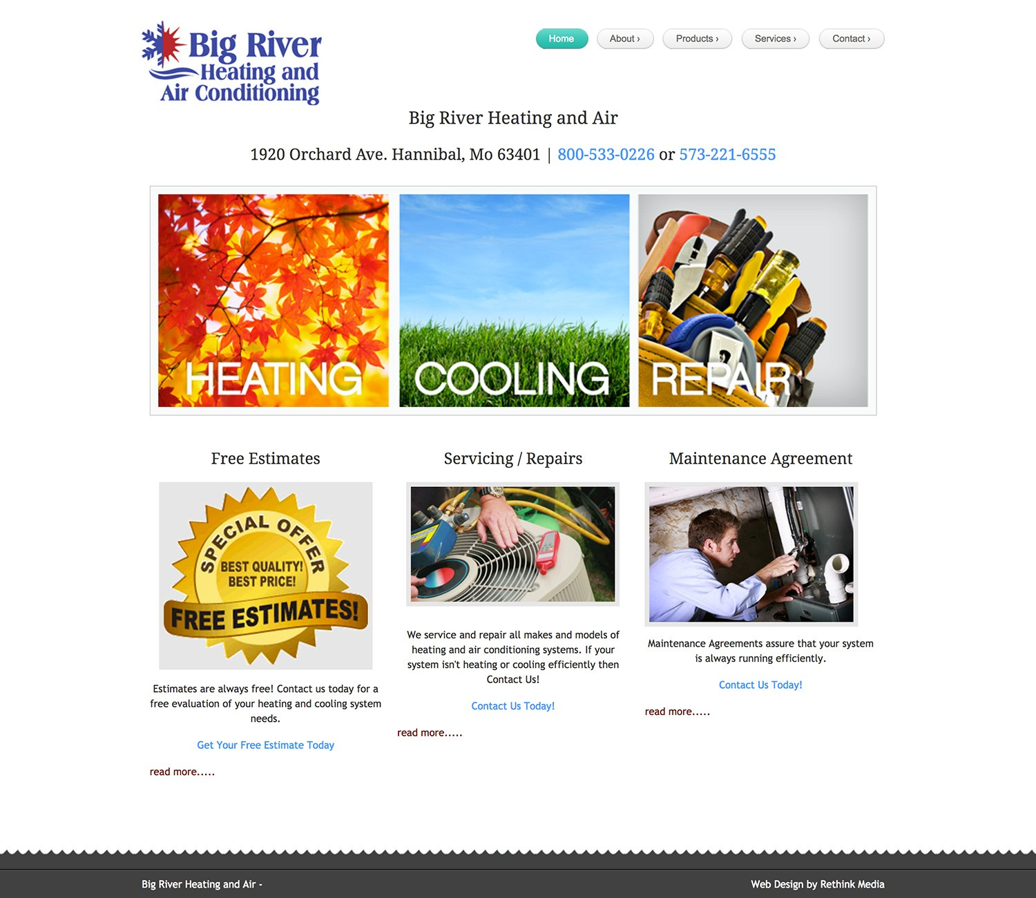 Big River Heating & Air Conditioning