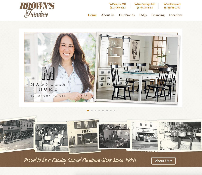 Brown's Furniture
